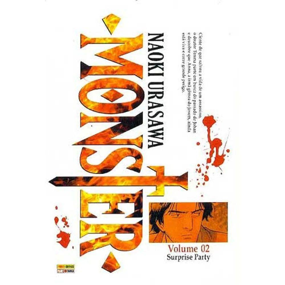 Monster - Volume 02 - Usado