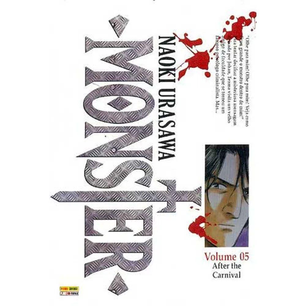 Monster - Volume 05 - Usado