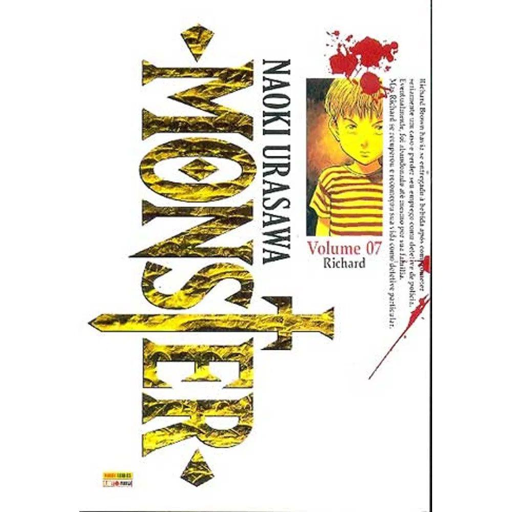 Monster - Volume 07 - Usado