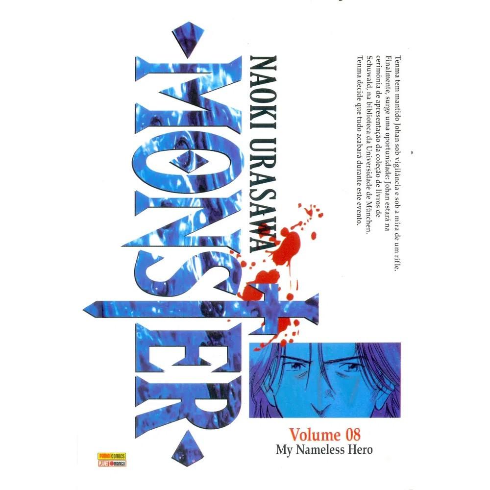 Monster - Volume 08
