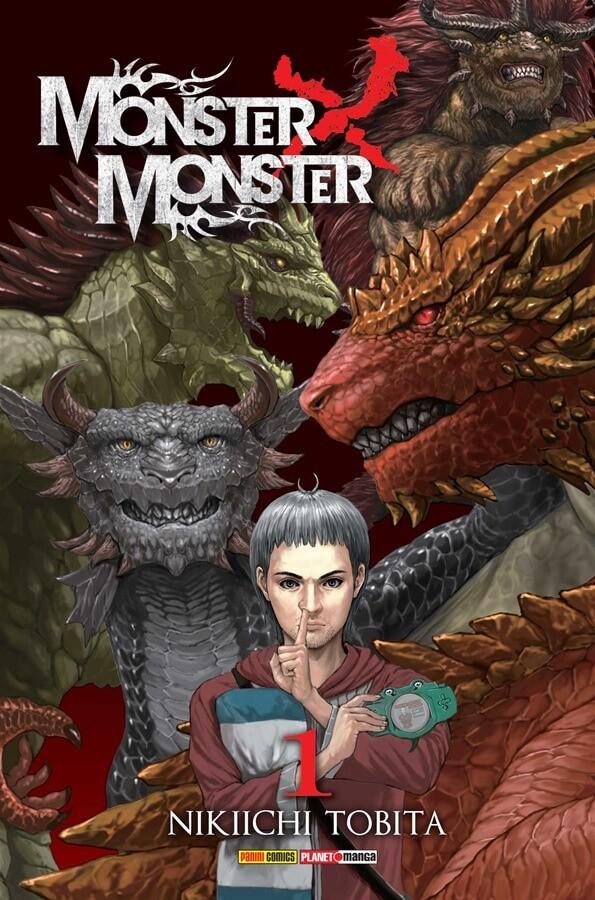Monster x Monster - Volume 01