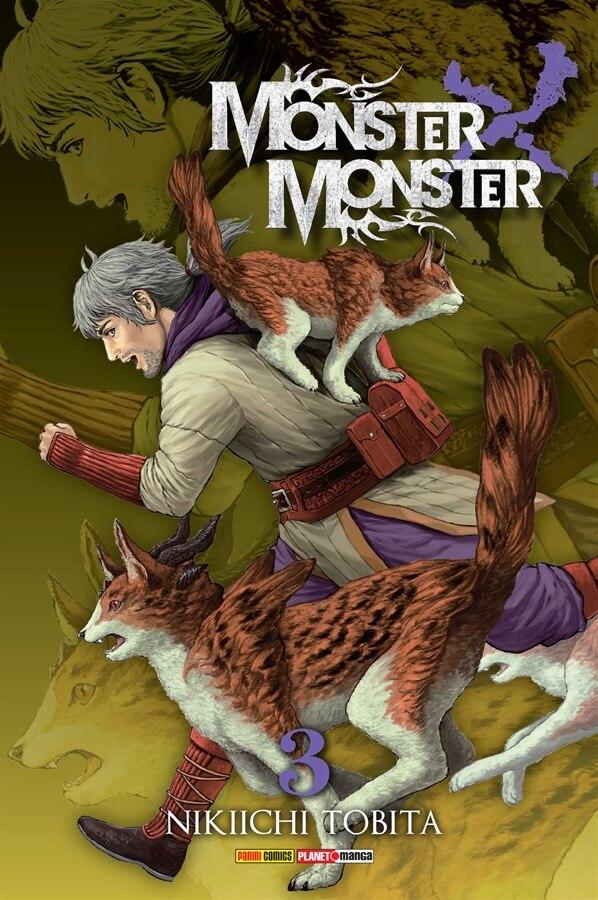 Monster x Monster - Volume 03