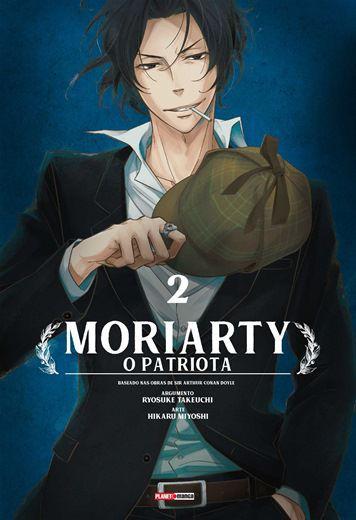 Moriarty - O Patriota - Volume 02