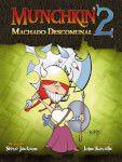 Munchkin 2 - Machado Descomunal - Expansão