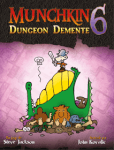 Munchkin 6 - Dungeon Demente - Expansão