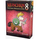 Munchkin 8 - Centauros e Homens-Lagartos - Expansão
