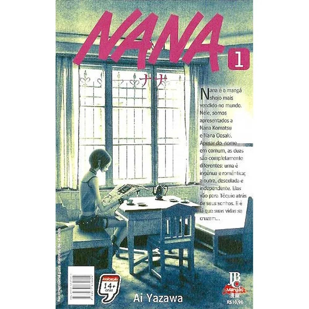 Nana - Volume 01 - Usado