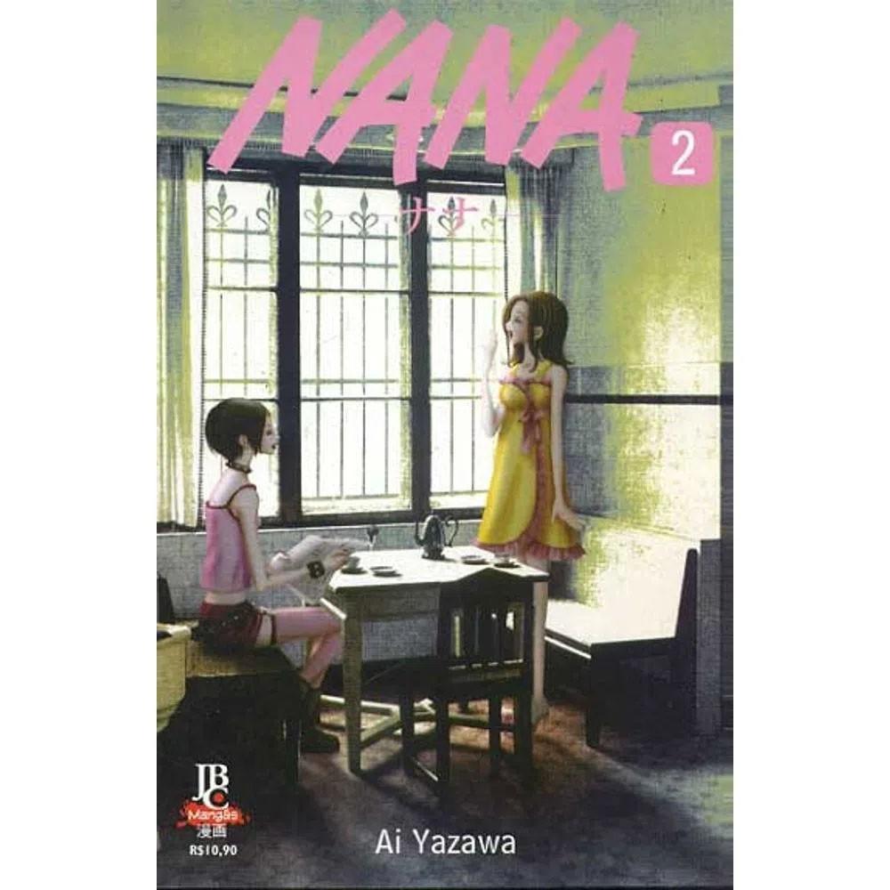 Nana - Volume 02 - Usado