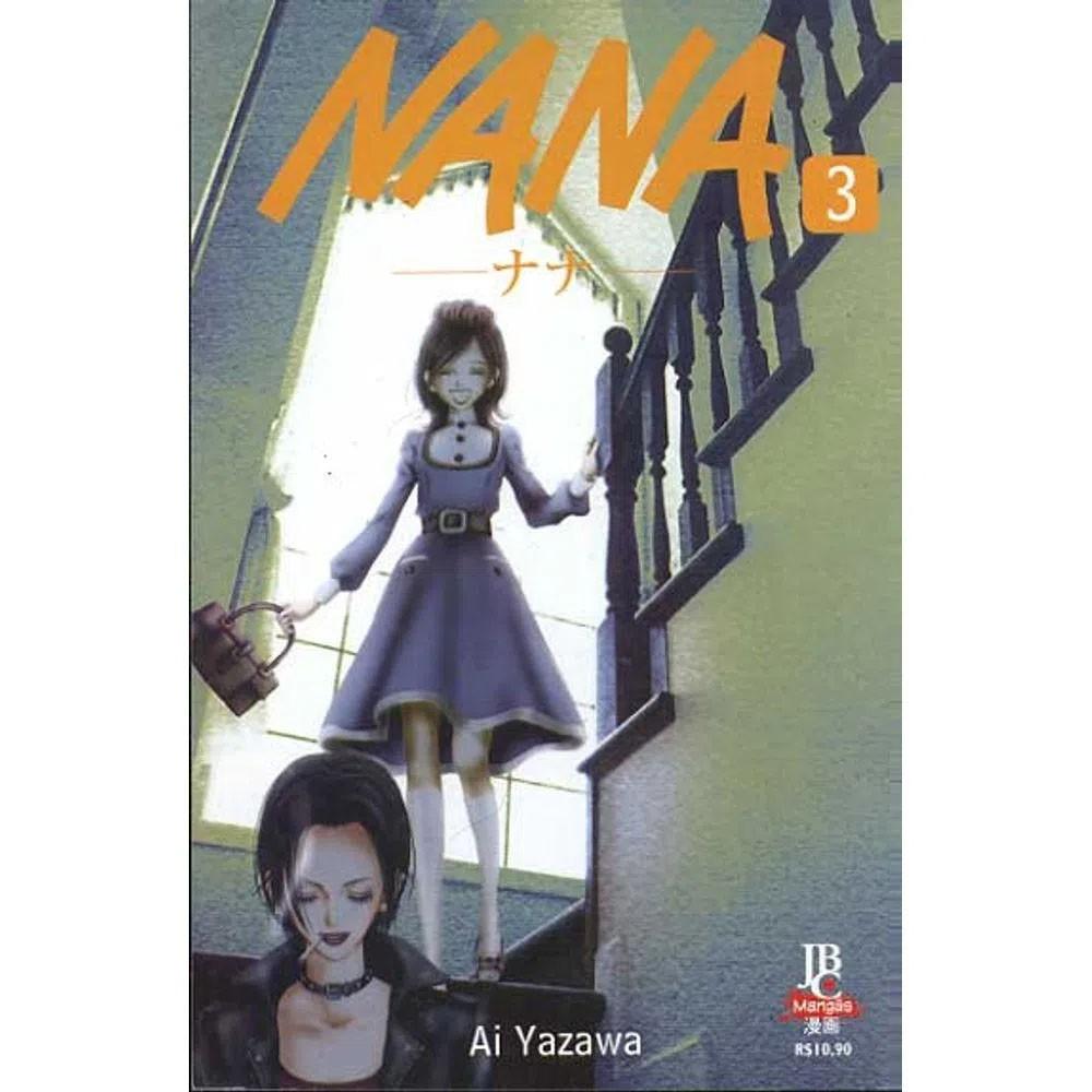 Nana - Volume 03 - Usado
