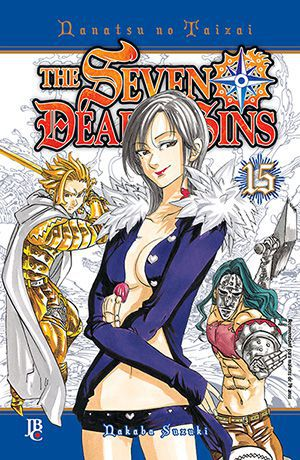 Nanatsu no Taizai (The Seven Deadly Sins) - Volume 15