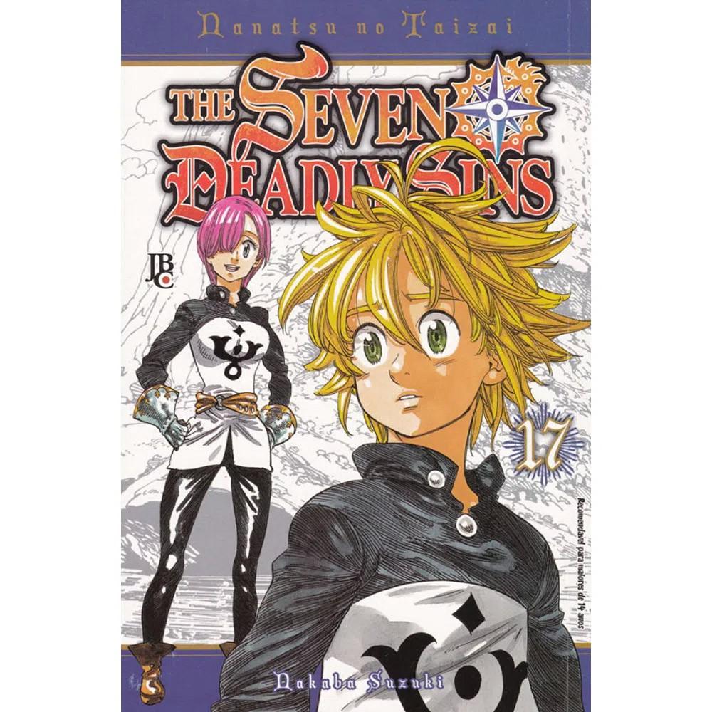 The Seven Deadly Sins / Nanatsu no Taizai - Volume 17 - Usado