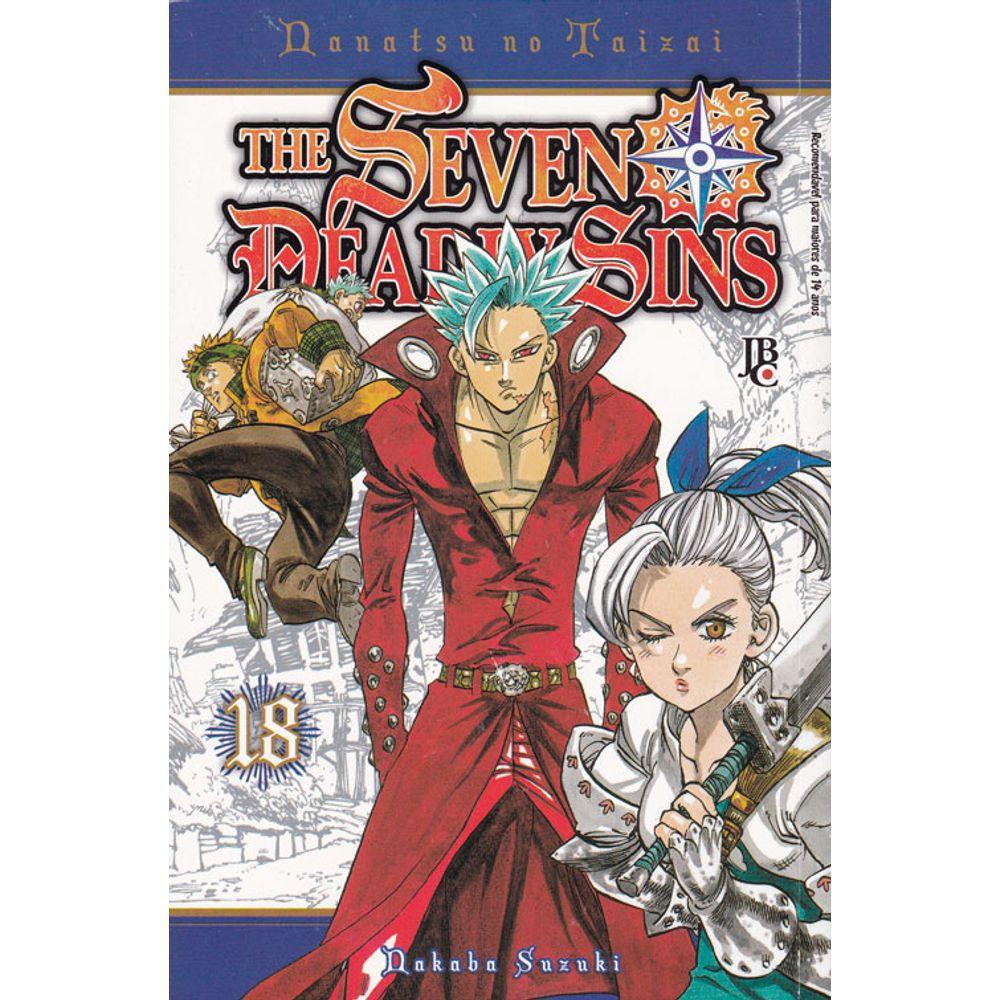 Nanatsu no Taizai / The Seven Deadly Sins - Volume 18