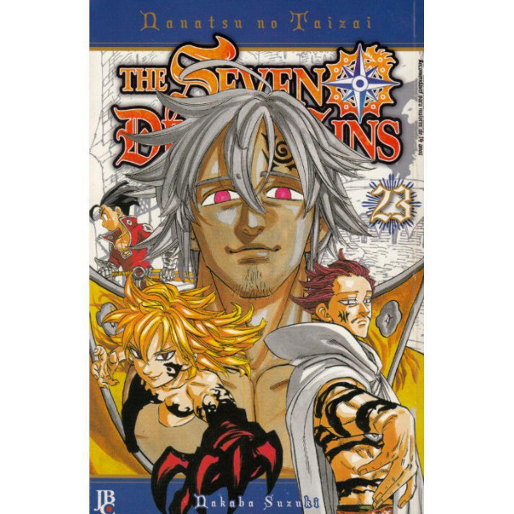 Nanatsu no Taizai / The Seven Deadly Sins - Volume 23