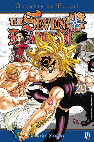 Nanatsu no Taizai / The Seven Deadly Sins - Volume 29
