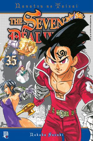 Nanatsu no Taizai / The Seven Deadly Sins - Volume 35
