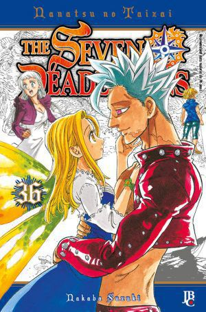 Nanatsu no Taizai / The Seven Deadly Sins - Volume 36