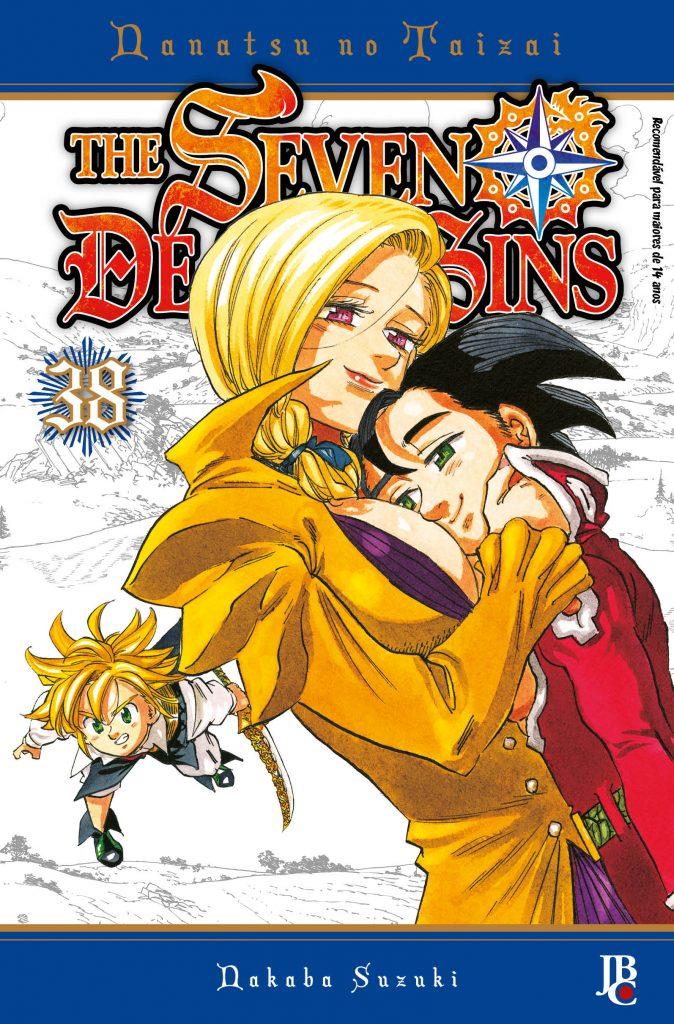 The Seven Deadly Sins / Nanatsu no Taizai - Volume 38