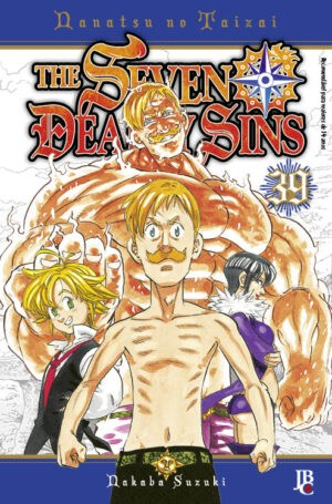 The Seven Deadly Sins / Nanatsu no Taizai - Volume 39