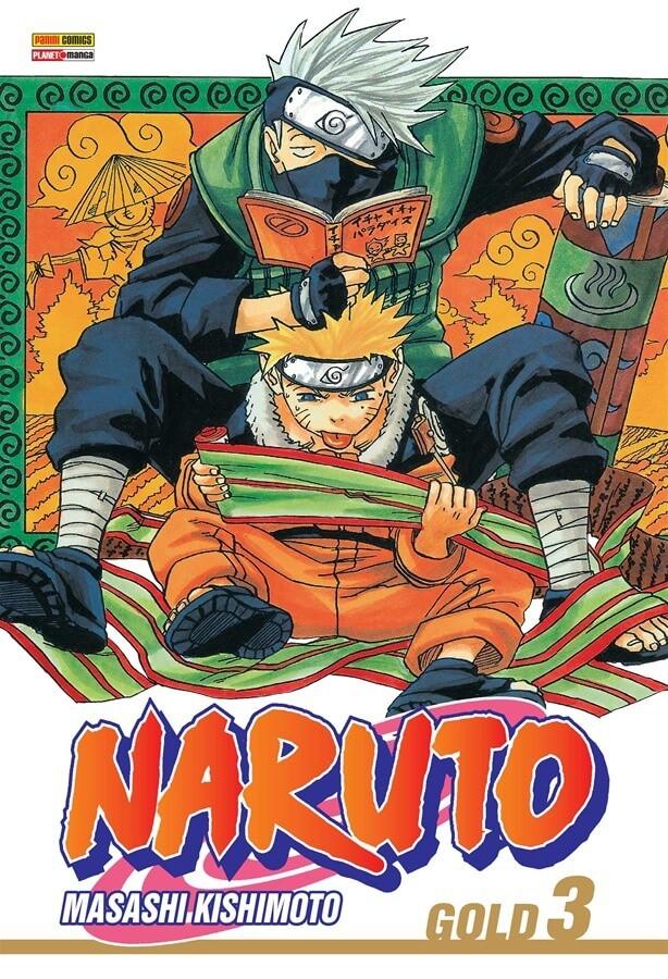 Naruto Gold - Volume 03