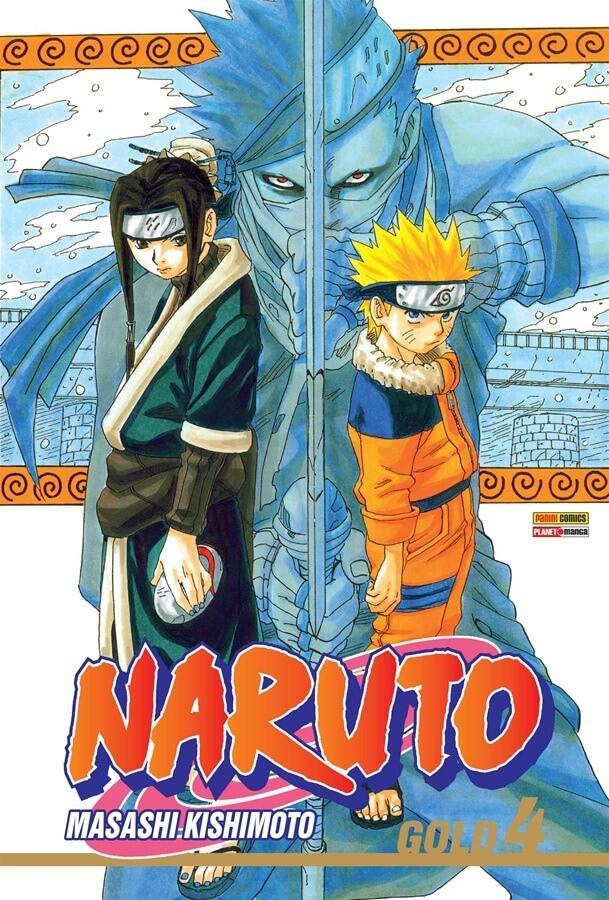 Naruto Gold - Volume 04