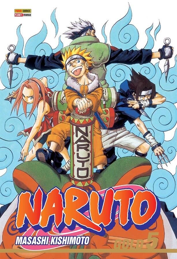 Naruto Gold - Volume 05