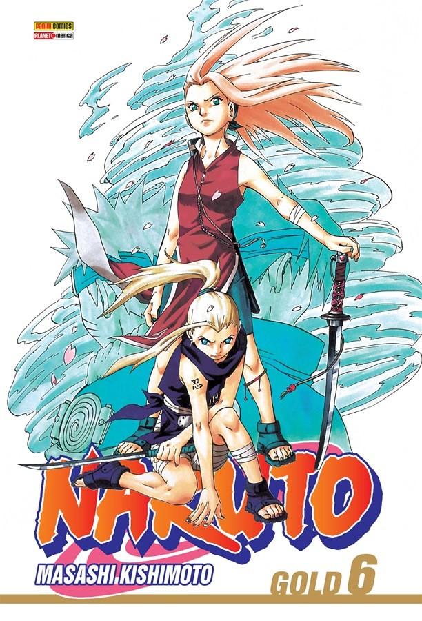 Naruto Gold - Volume 06