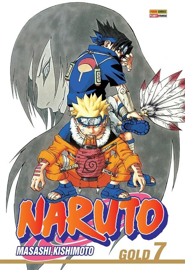 Naruto Gold - Volume 07