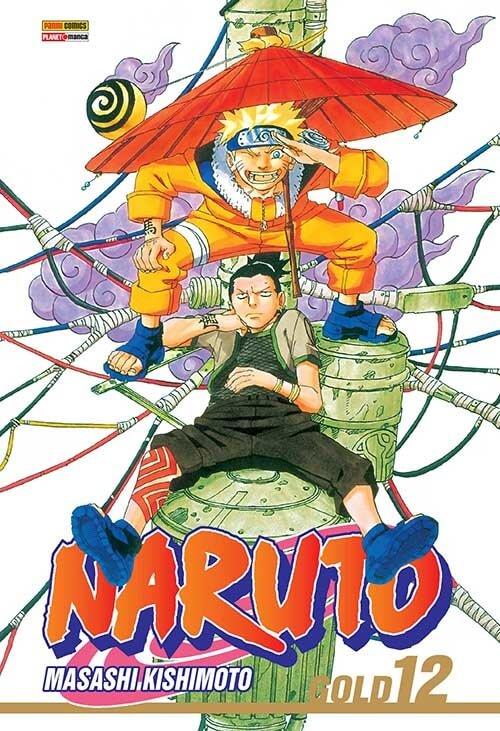 Naruto Gold - Volume 12
