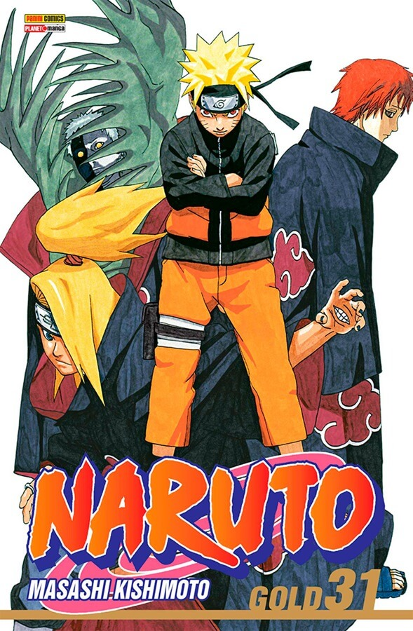Naruto Gold - Volume 31