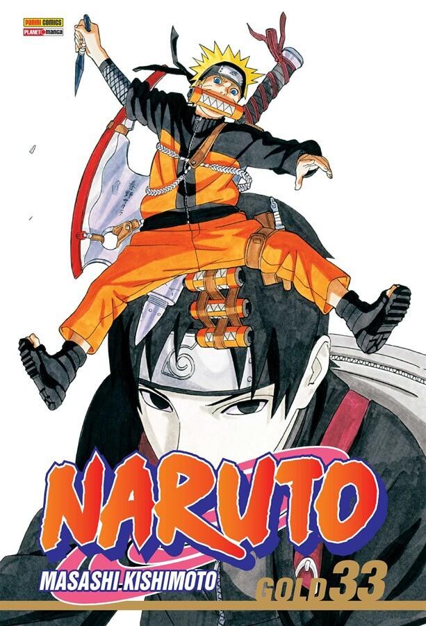 Naruto Gold - Volume 33