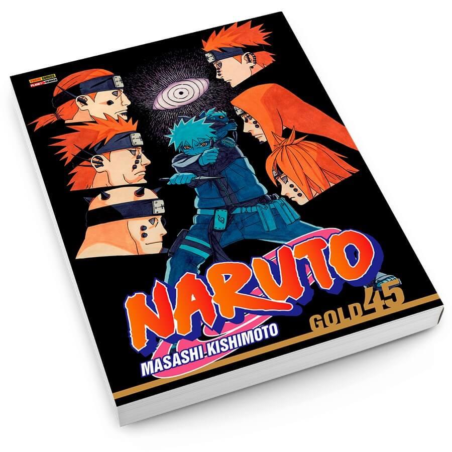 Naruto Gold - Volume 45