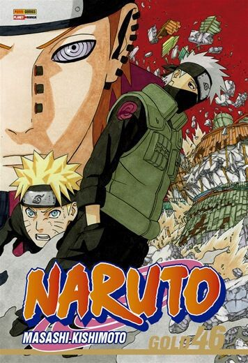 Naruto Gold - Volume 46