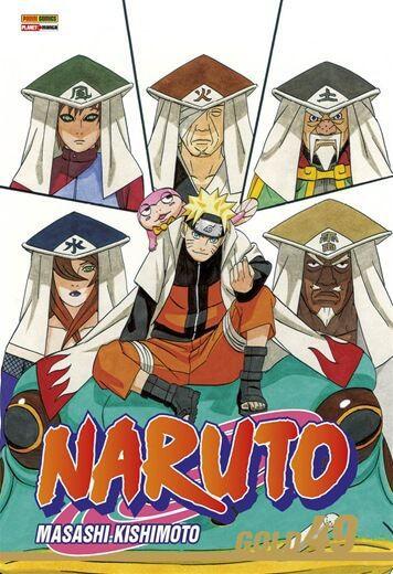 Naruto Gold - Volume 49
