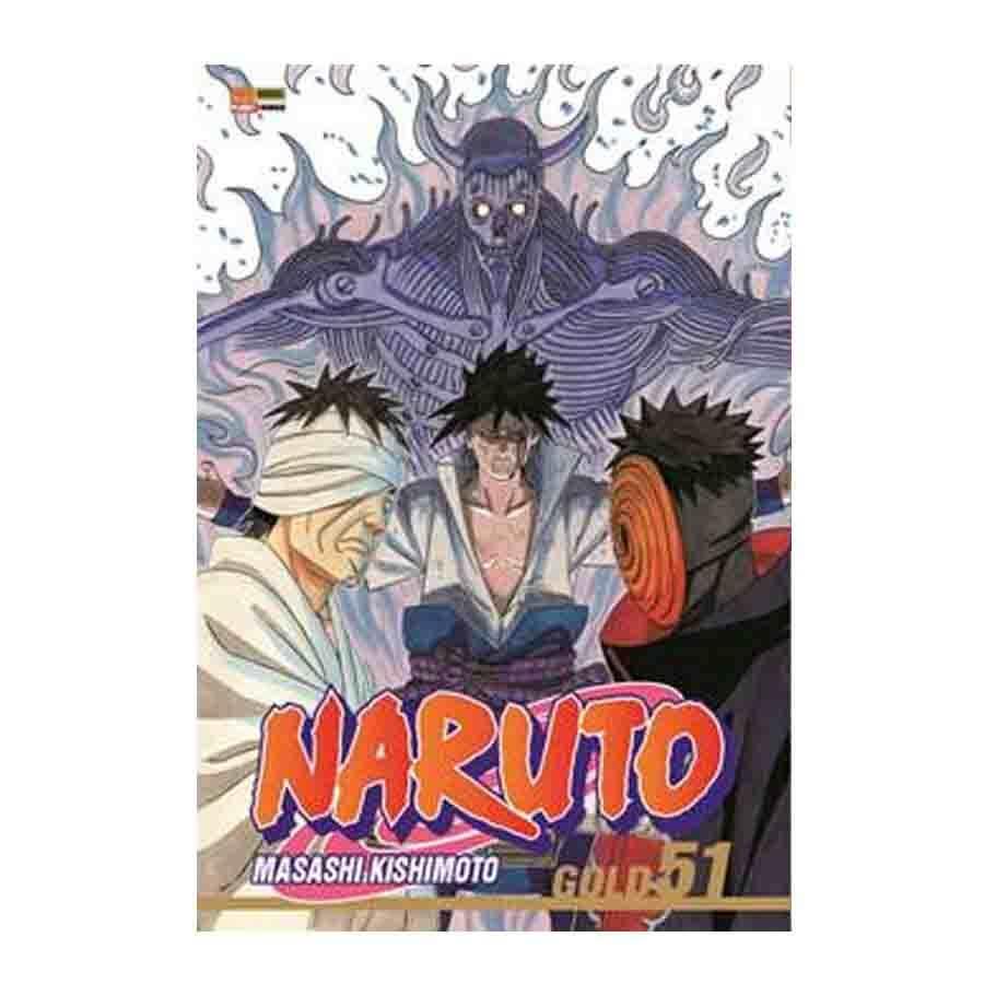 Naruto Gold - Volume 51