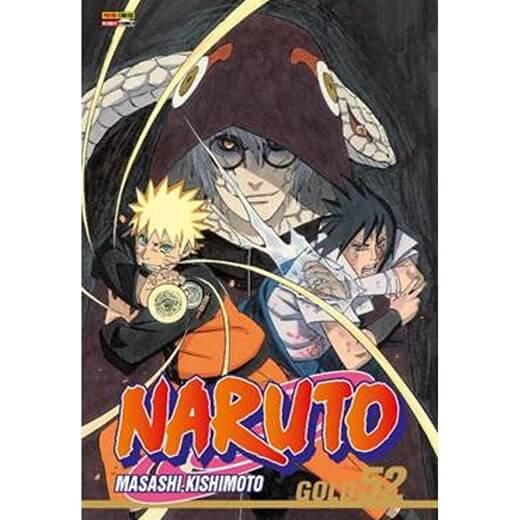 Naruto Gold - Volume 52