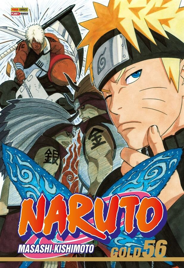 Naruto Gold - Volume 56