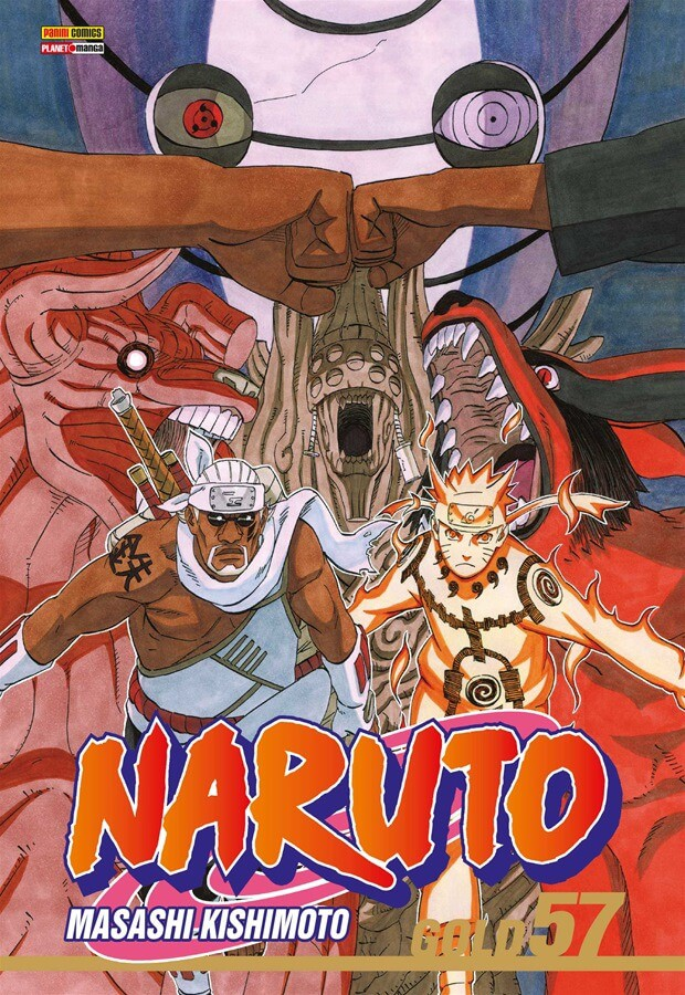 Naruto Gold - Volume 57
