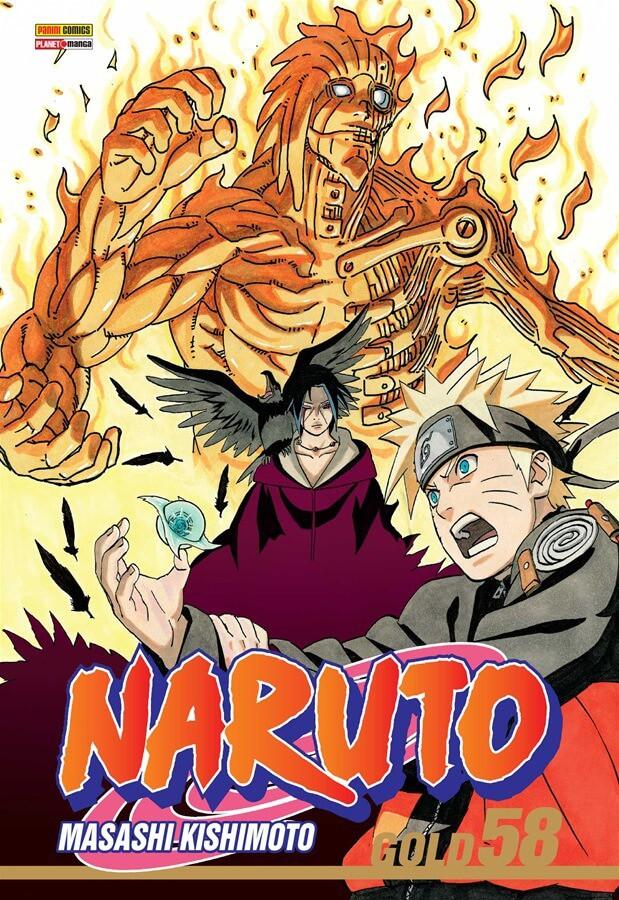 Naruto Gold - Volume 58