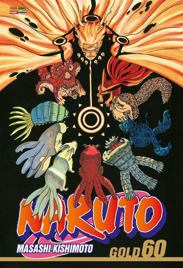 Naruto Gold - Volume 60