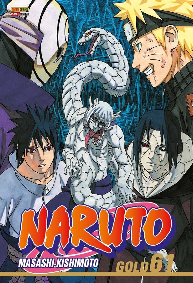 Naruto Gold - Volume 61
