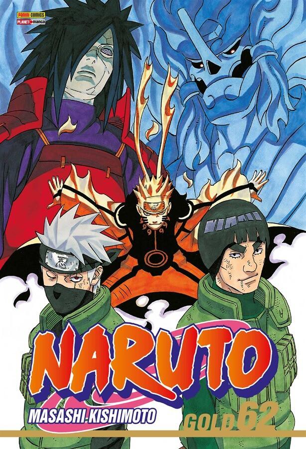 Naruto Gold - Volume 62
