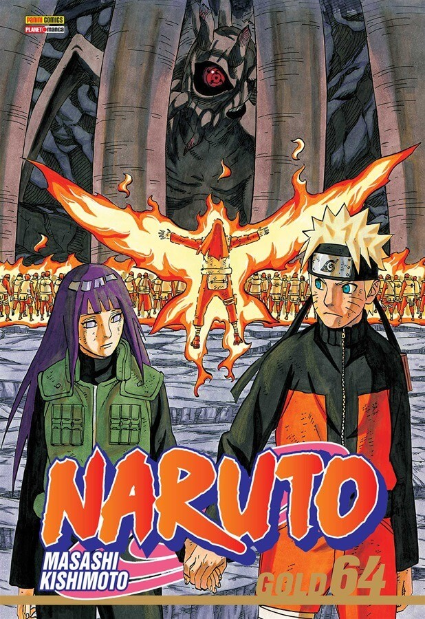 Naruto Gold - Volume 64