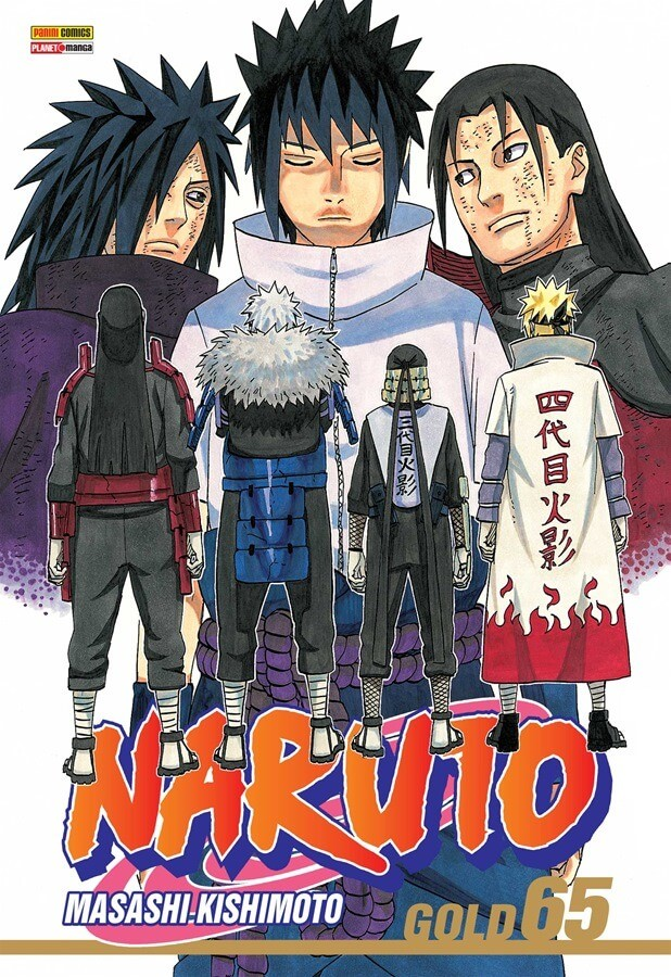 Naruto Gold - Volume 65
