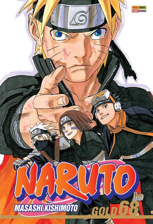 Naruto Gold - Volume 68