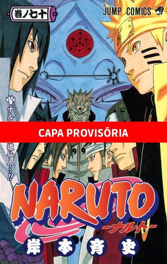 Naruto Gold - Volume 70
