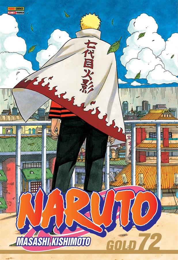 Naruto Gold - Volume 72