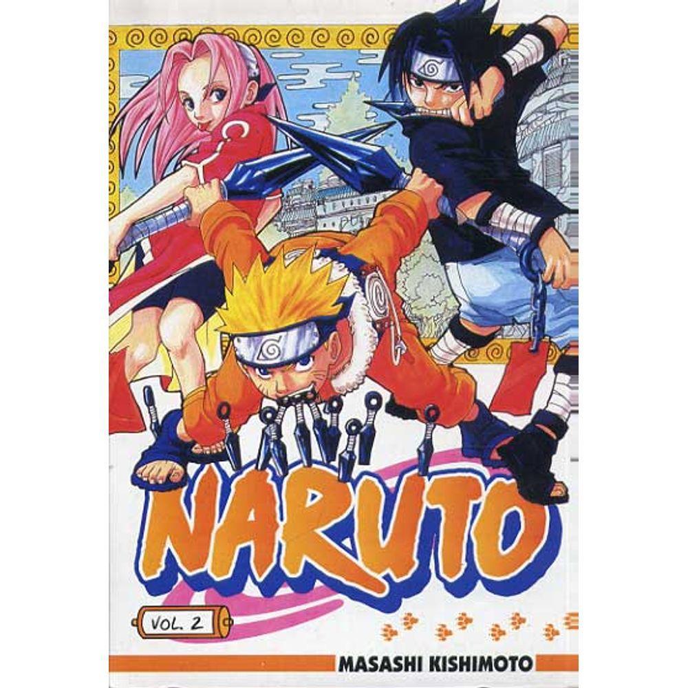 Naruto - Volume 02 - Usado