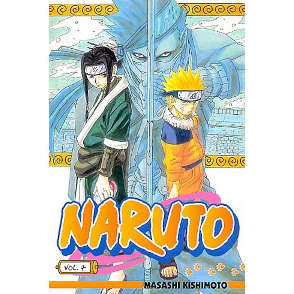 Naruto - Volume 04 - Usado