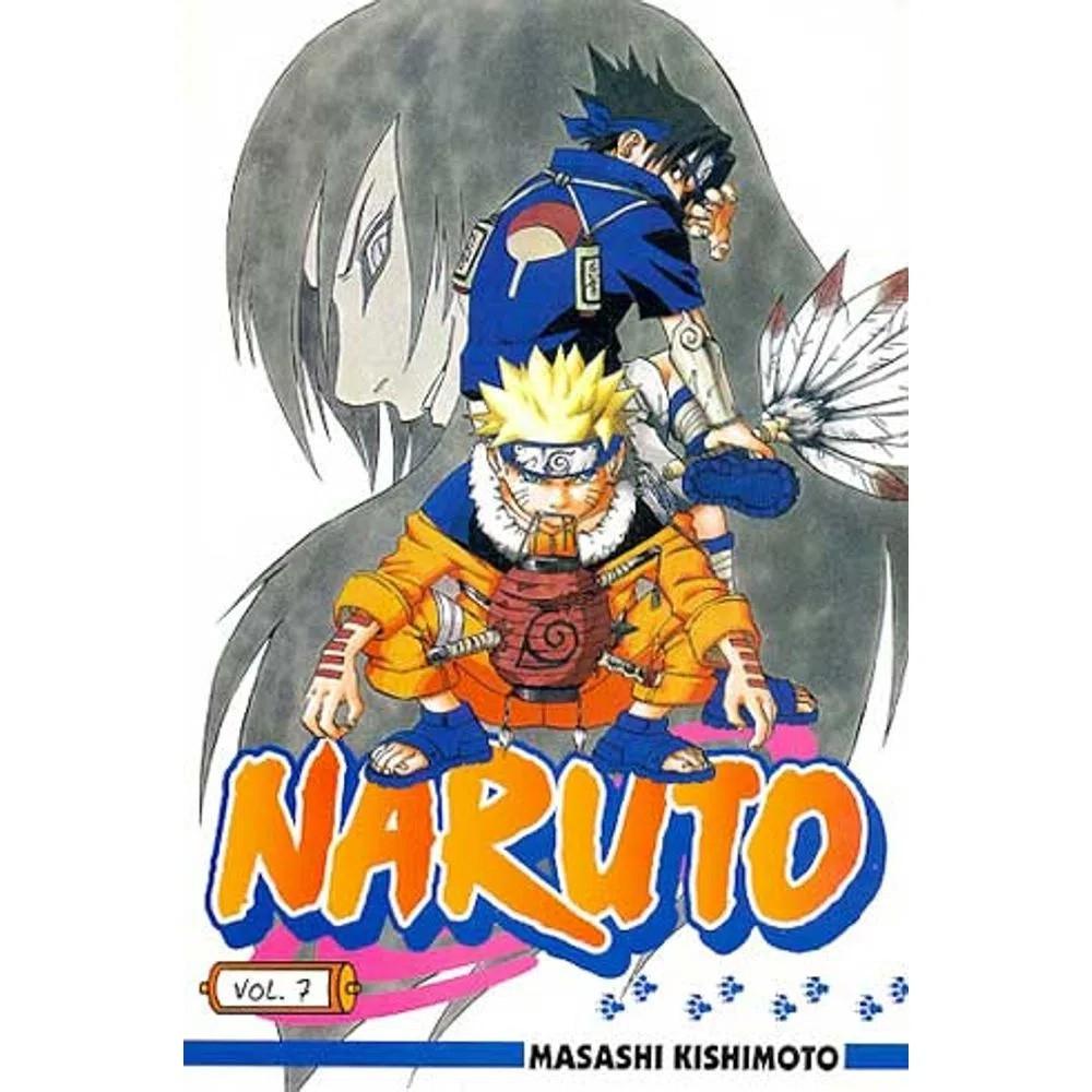 Naruto - Volume 07 - Usado