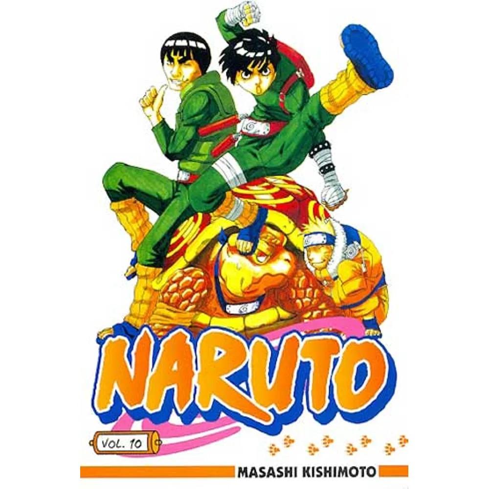 Naruto - Volume 10 - Usado
